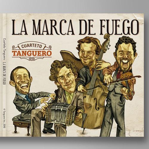 Argentine Tango CD Design