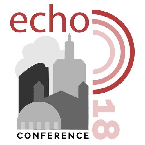 Logo design for technology conference