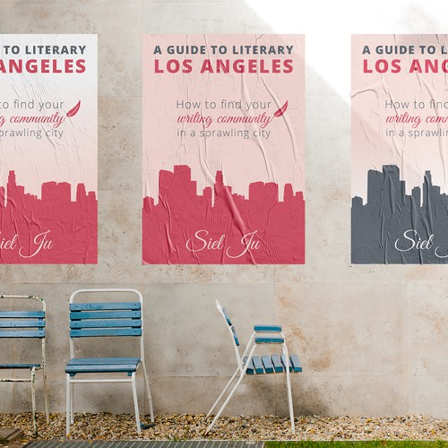 Poster for Siel Ju - A Guide to Literary Los Angeles