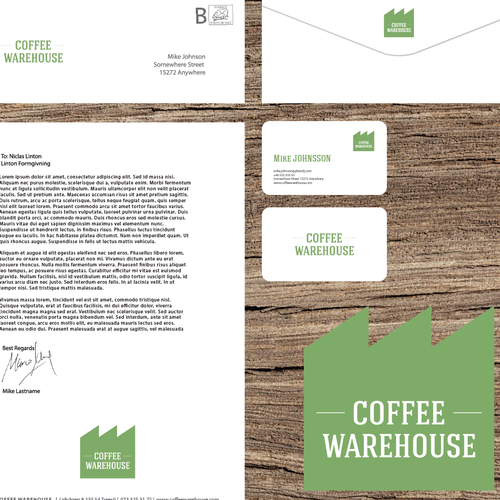 Cooffee Warehouse Logo