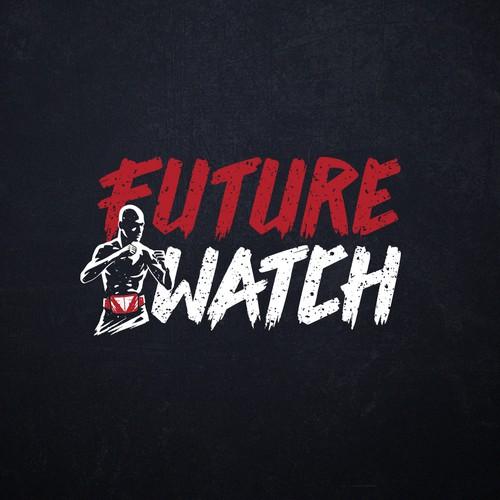 MMA Fighter Logo Design
