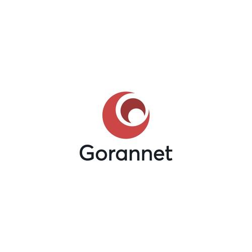 Logo Concept for Gorannet