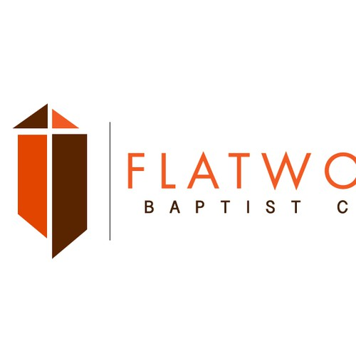 Flatwoods Baptist Church | Logo Design`
