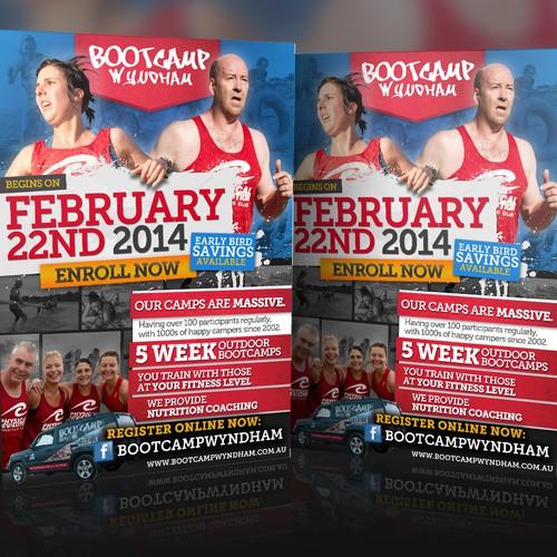 Bootcamp Wyudham flyer