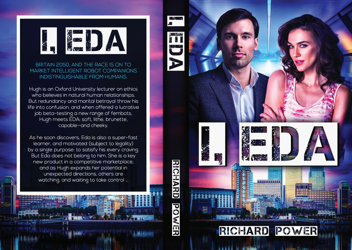 Book Cover for Eda