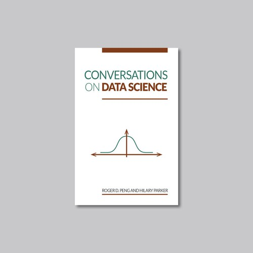 Book Cover for Conversation on Data Science