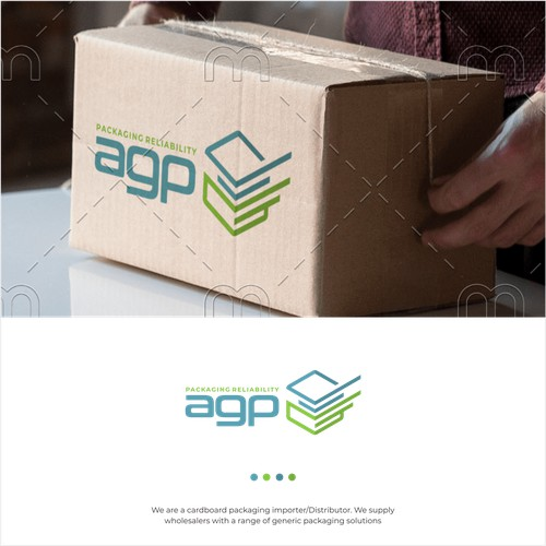 fast logo concept for agp