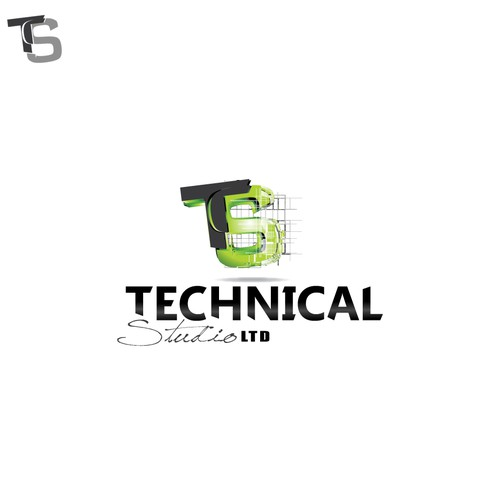 1st Logo Required For Technical Studio New Engineering Design Company