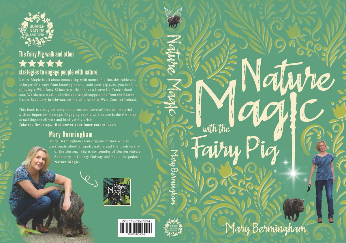 Nature Magic book cover