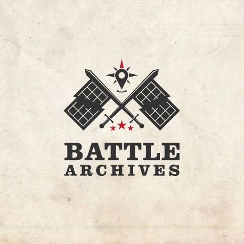 BATTLE ARCHIVES logo
