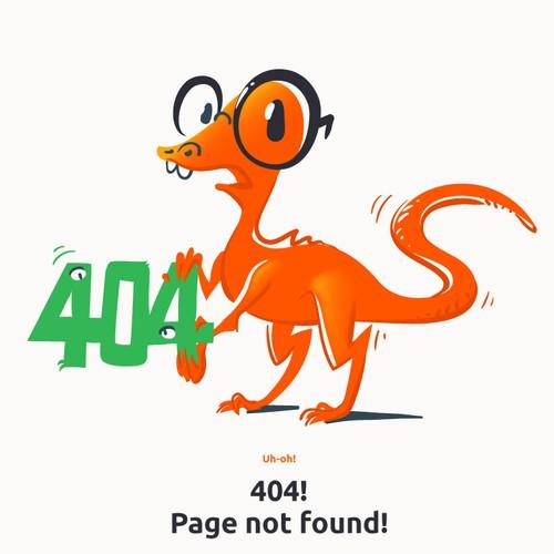 nerdy dinosaur