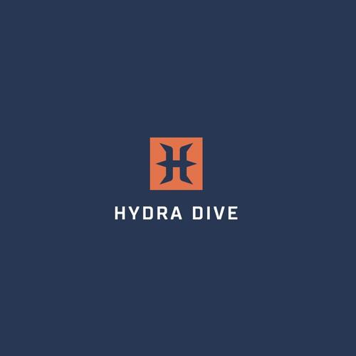 Hydra Dive Logo
