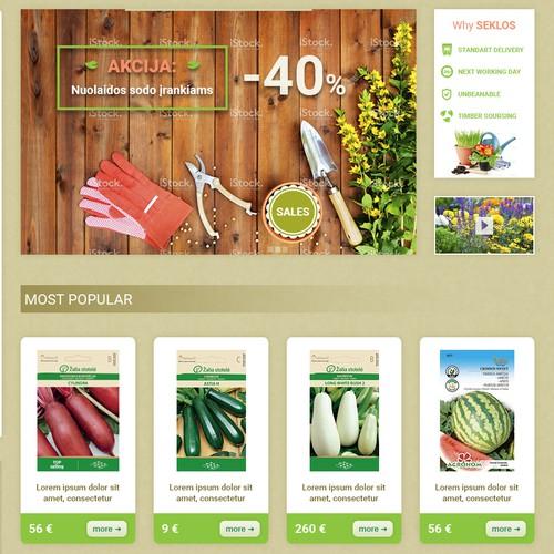 Gardeners Shop