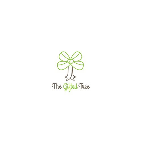 Logo for Gift Company That Will Plant Trees Around The World