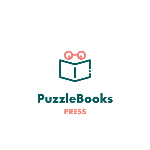 Logo for a company that makes mind games books