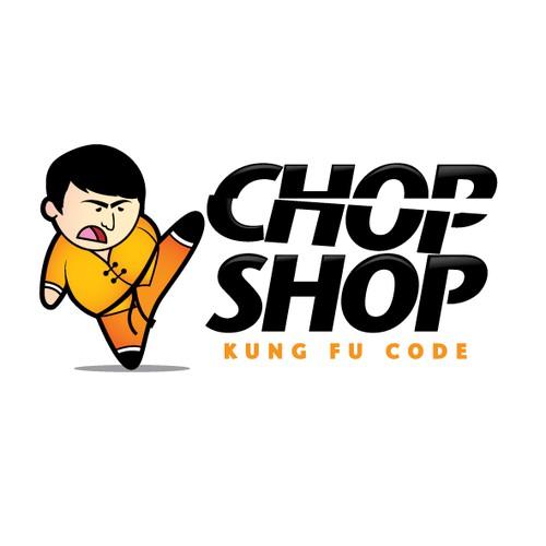 Chop Shop Logo
