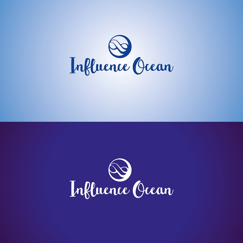 Influence Ocean - logo needed for a small creative group of marketers and developers