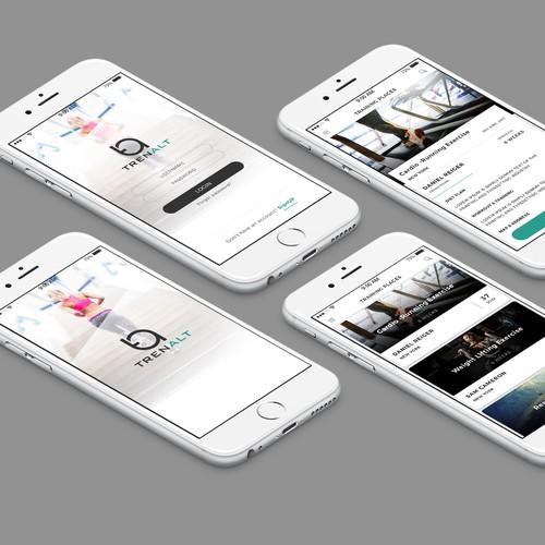 TRENALT App