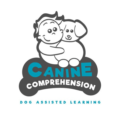 Great Logo Design for dog and kid