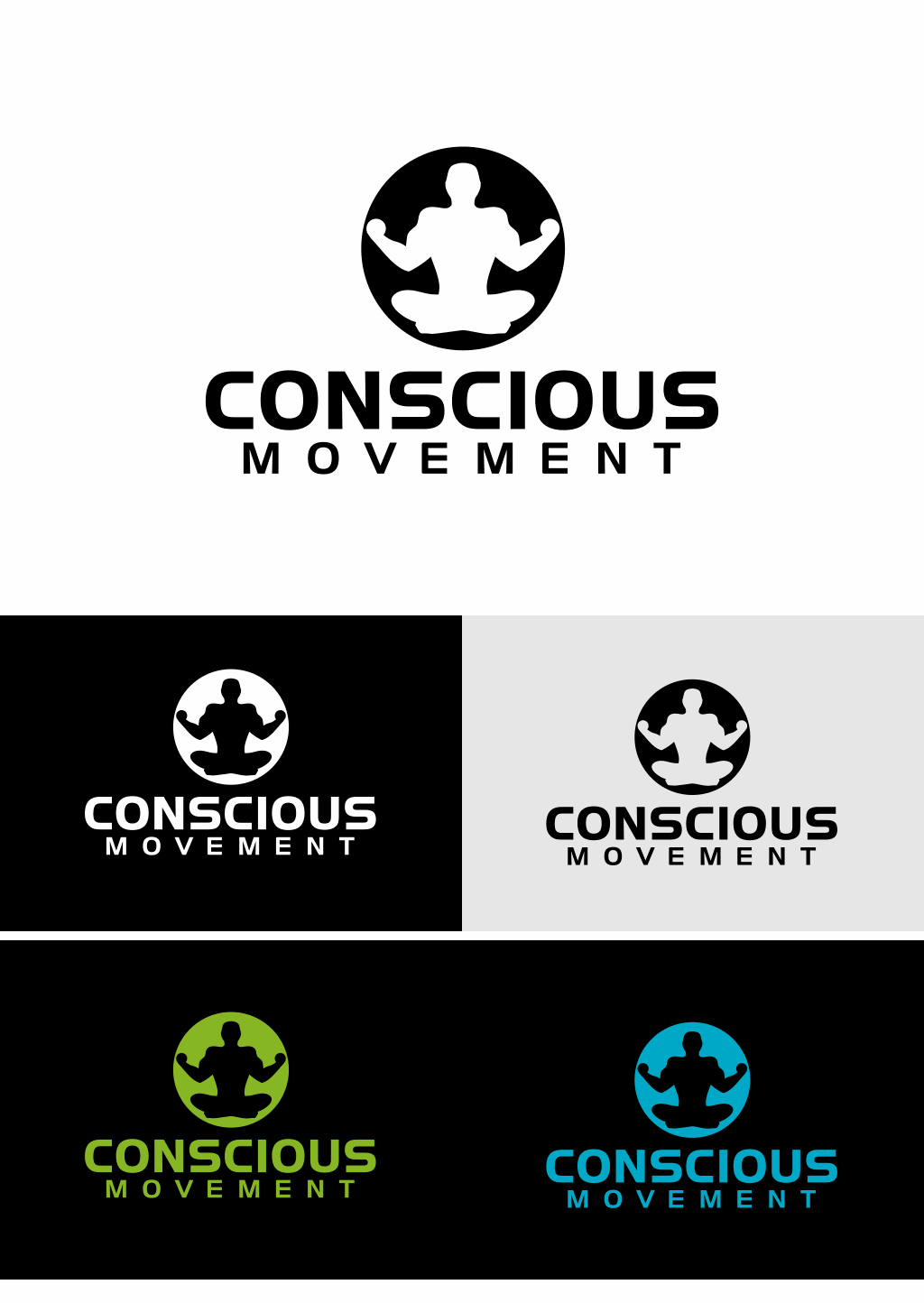 Create a simple , sleek lifestyle/ fitness brand logo