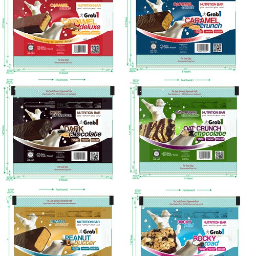 chocolates labels