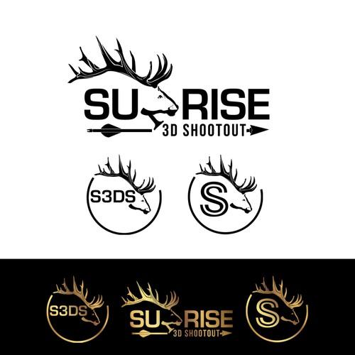 sunrise 3d shootout
