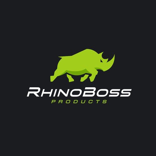 Strong and Masculine Design for RhinoBoss Products