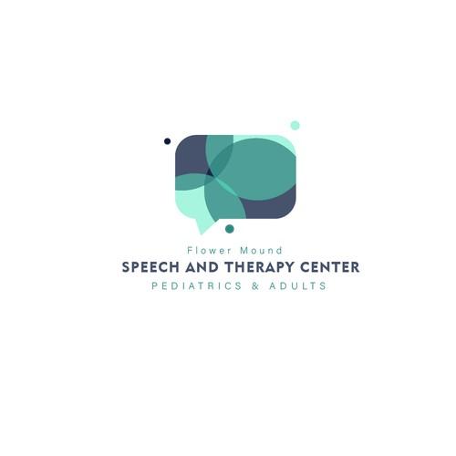 Speech & Therapy Logo