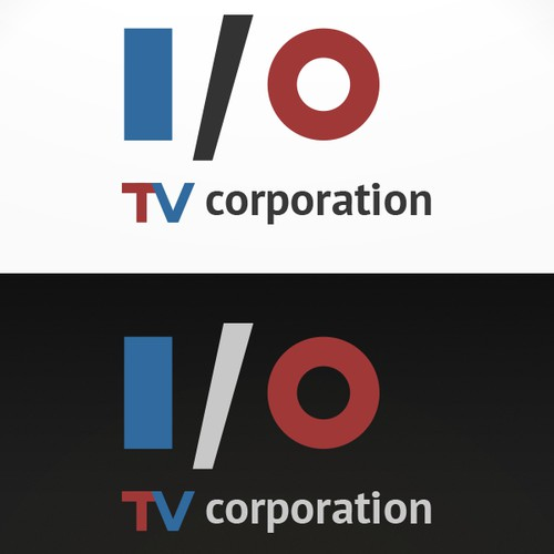 I/O TV Corporation needs a new logo