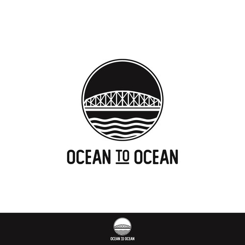 Bold logo for Ocean To Ocean