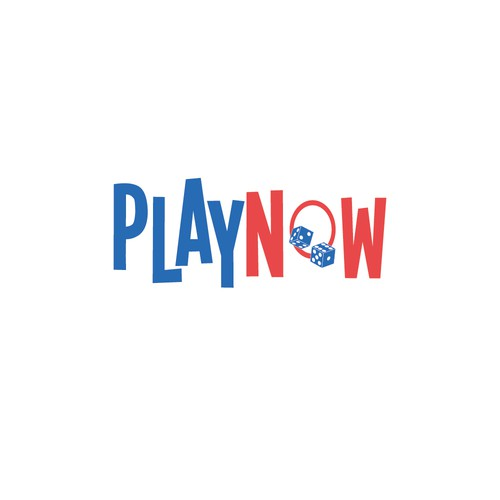 """Playful logo for Toys company """"Play Now"""""""