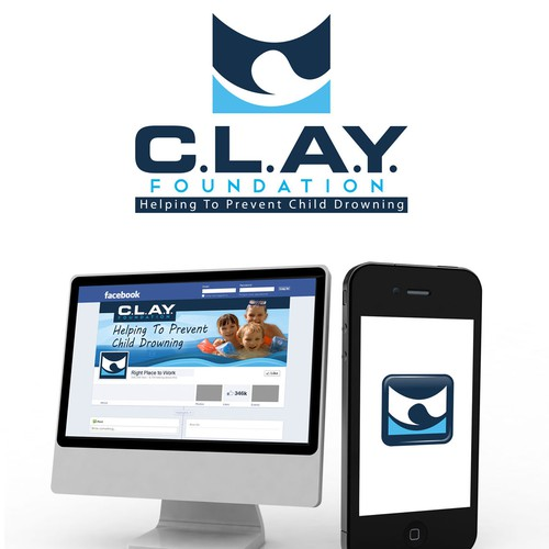 Help C.L.A.Y. Foundation with a new logo