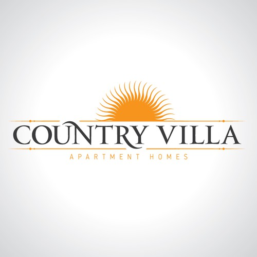Country Villa Logo