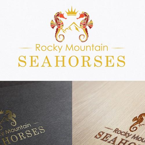 Majestic Seahorses
