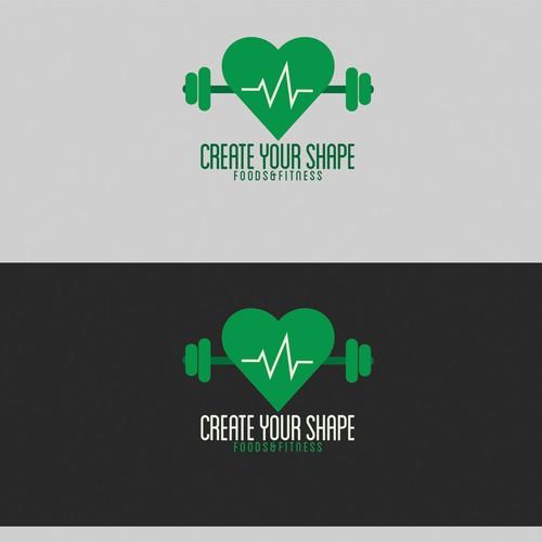 Create Your Shape Logo