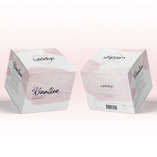 Packaging for Wedding Service