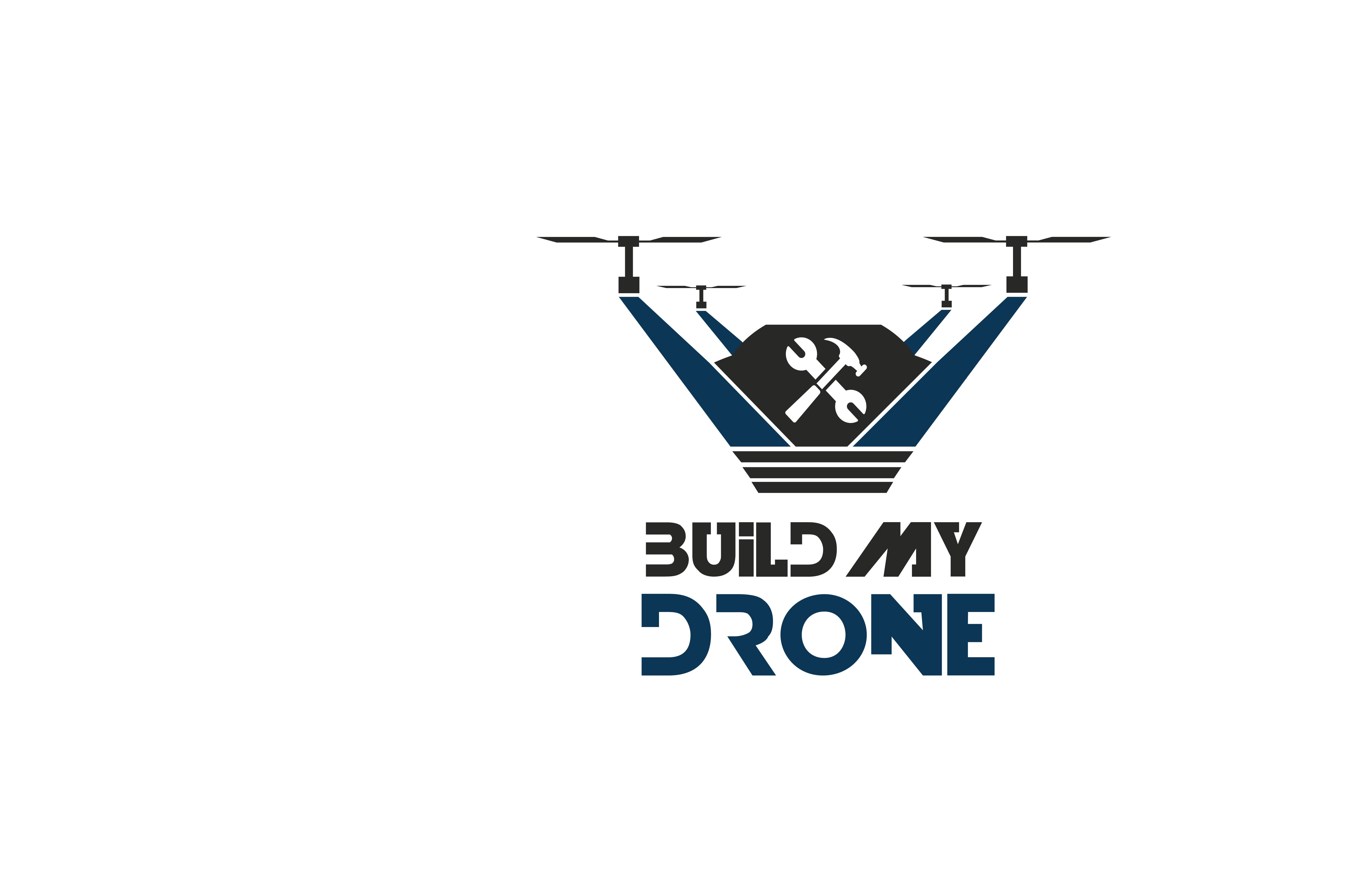 Drone a card!