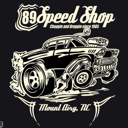 89 speed shop