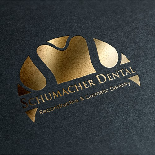 Logo design for dentist