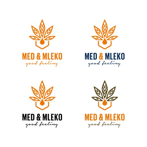 med and mleko logo