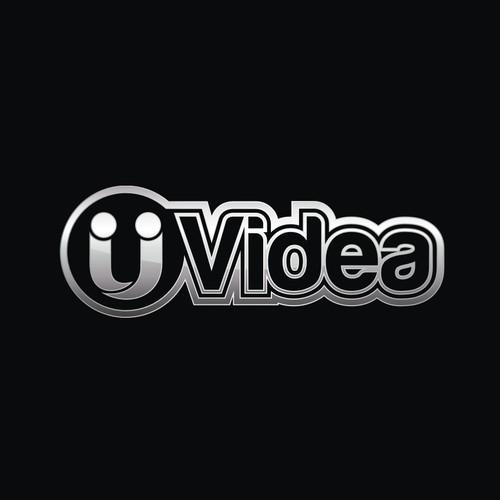 Create the next logo for uVidea