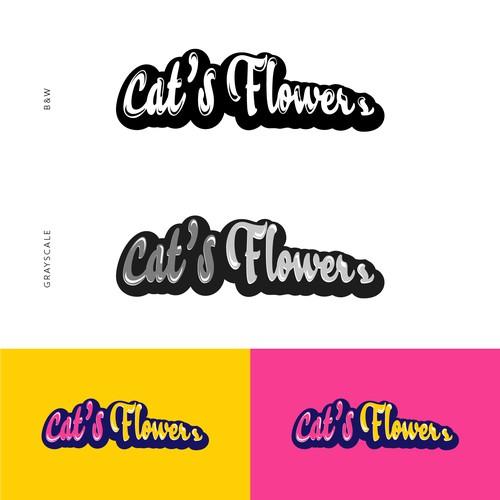 Cat's Flowers