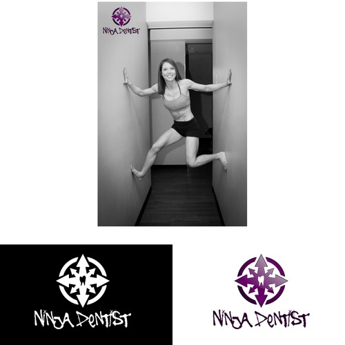 Create the Ninja Dentist - American Ninja Warrior Competitor - Female Empowerment- Fitness and Fun!
