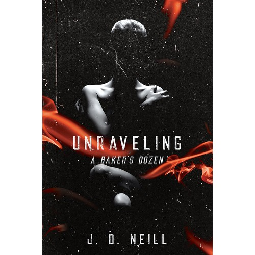 "Book Cover for ""Unraveling"" Book"