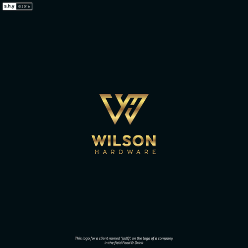 logo for WILSON HARDWEARE