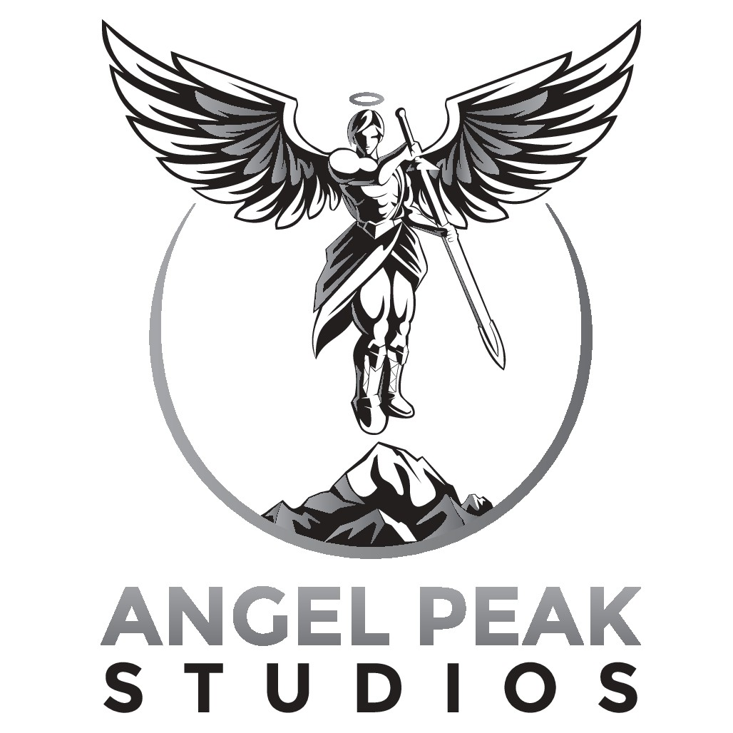 Angel Peak Studios logo