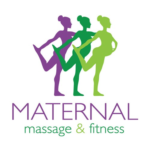 New logo wanted for Maternal Massage & Fitness