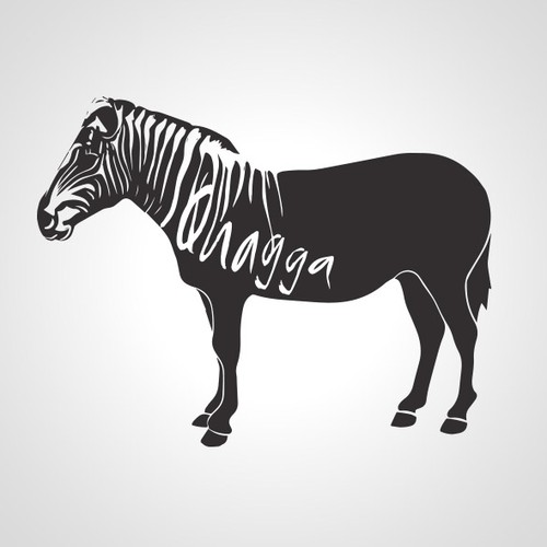 Create a vintage/modern/simple logo for Quagga, nature-inspiredFashion Brand!