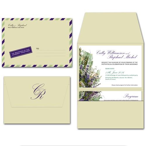 Wedding 'identity' design