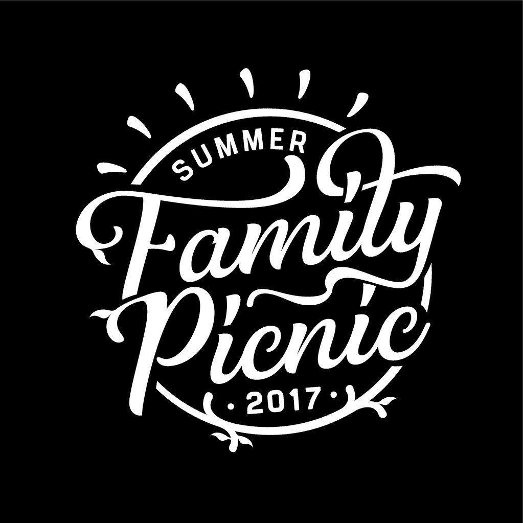 """""""Summer Family Picnic"""" logo required for internal staff event"""